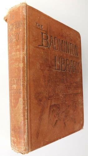 Big Game Shooting book by Clive Phillipps-Wolley vol 2 Badminton Library 1895